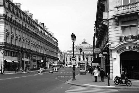 L'avenue de l'Opéra aujourd'hui