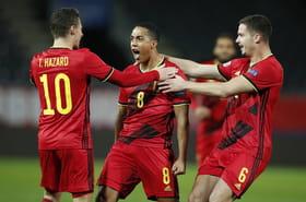 Ligue des nations: le tableau du Final Four est complet, le classement des groupes