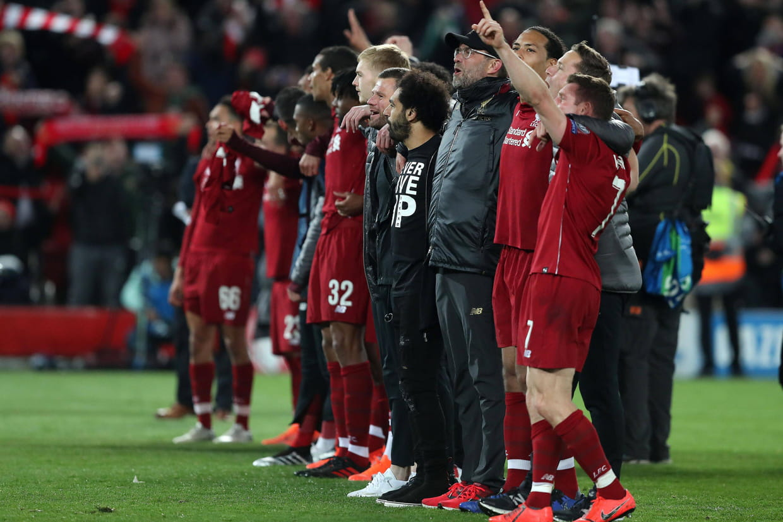 Liverpool Barcelone Reactions Resume Le Debrief D Un