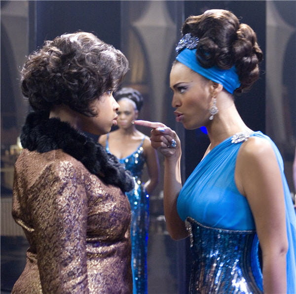 "Jennifer Hudson plus star que Beyoncé Knowles dans ""Dreamgirls"""