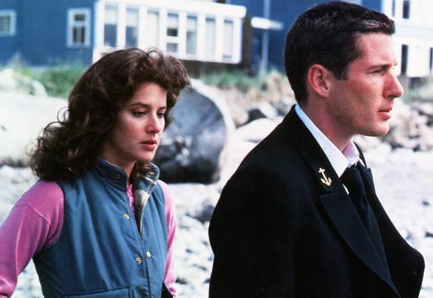 """Richard Gere et Debra Winger dans """"Officier et gentleman"""""""