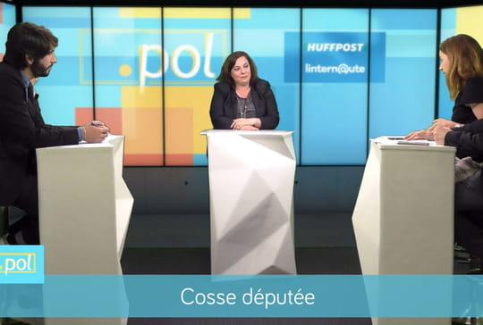 Emmanuelle Cosse invitée de .pol (intégralité)