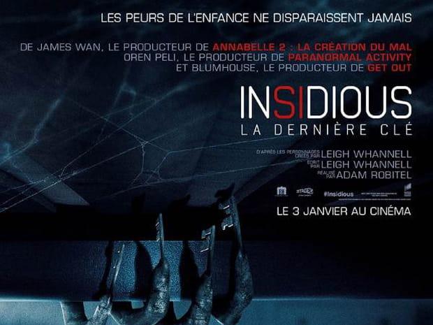 Insidious: chapitre 4