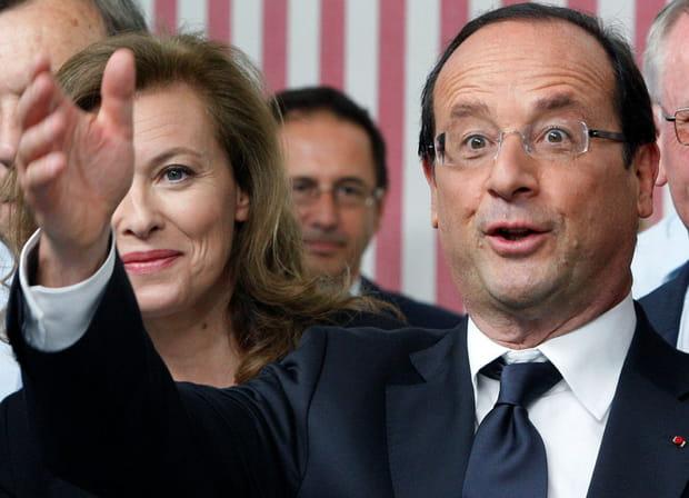Photos: François Hollande dans tous sesétats