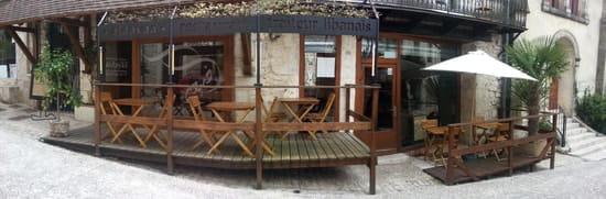 Aldayaa restaurant Libanais  - Façade avant -   © Michel Aswad