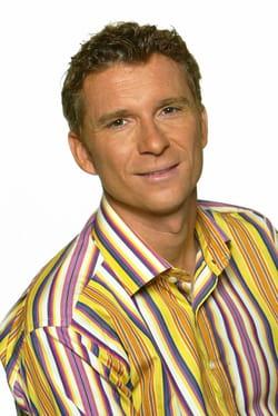 Denis Brogniart en 2002, sur TF1