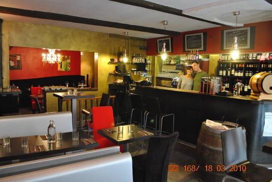 In Vino Veritas  - 1er salle du restaurant -   © moi meme