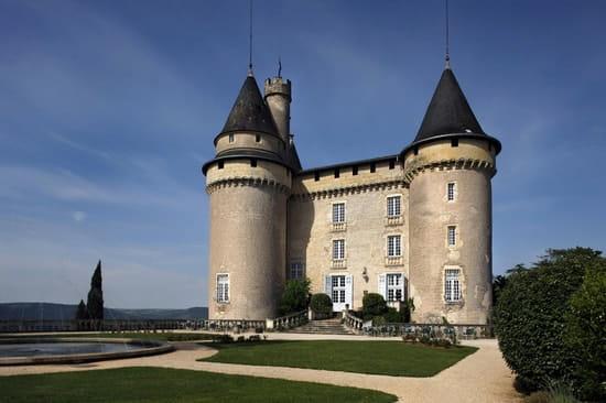 Château de Mercues  - Le Château de Mercuès -