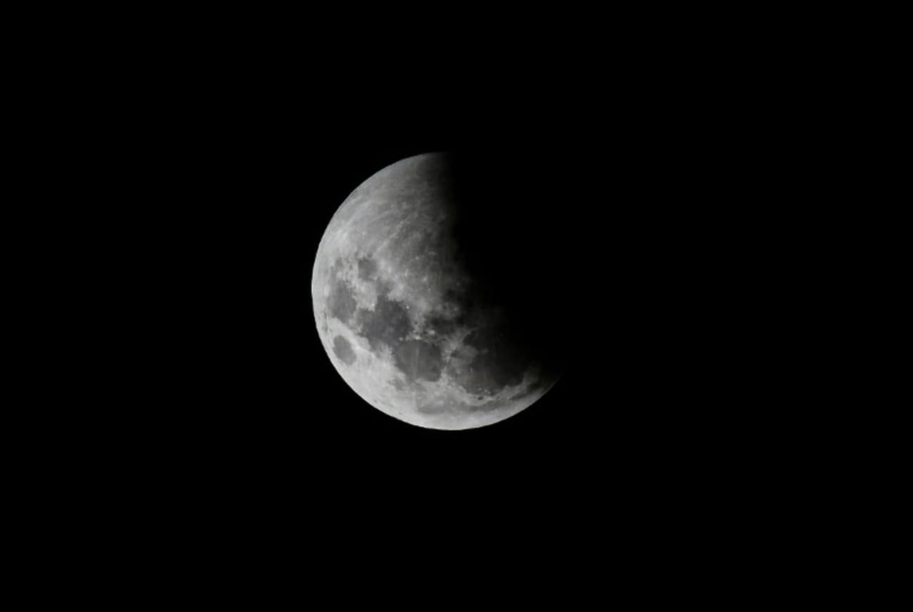 Une éclipse partielle de Lune pour fêter les 50ans d'Apollo 11