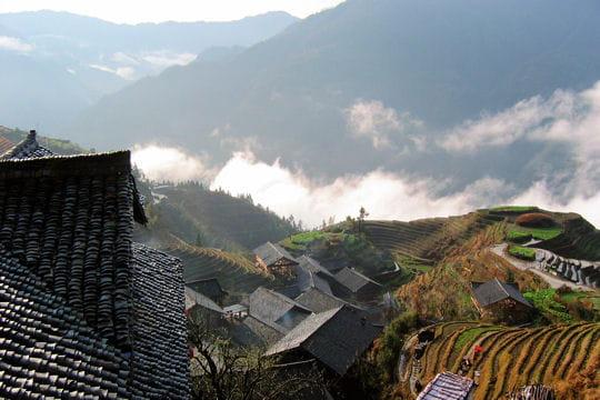 Le Yunnan, un pays dans les nuages