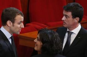 Valls - Macron: les pires insultes adressées à Manuel Valls
