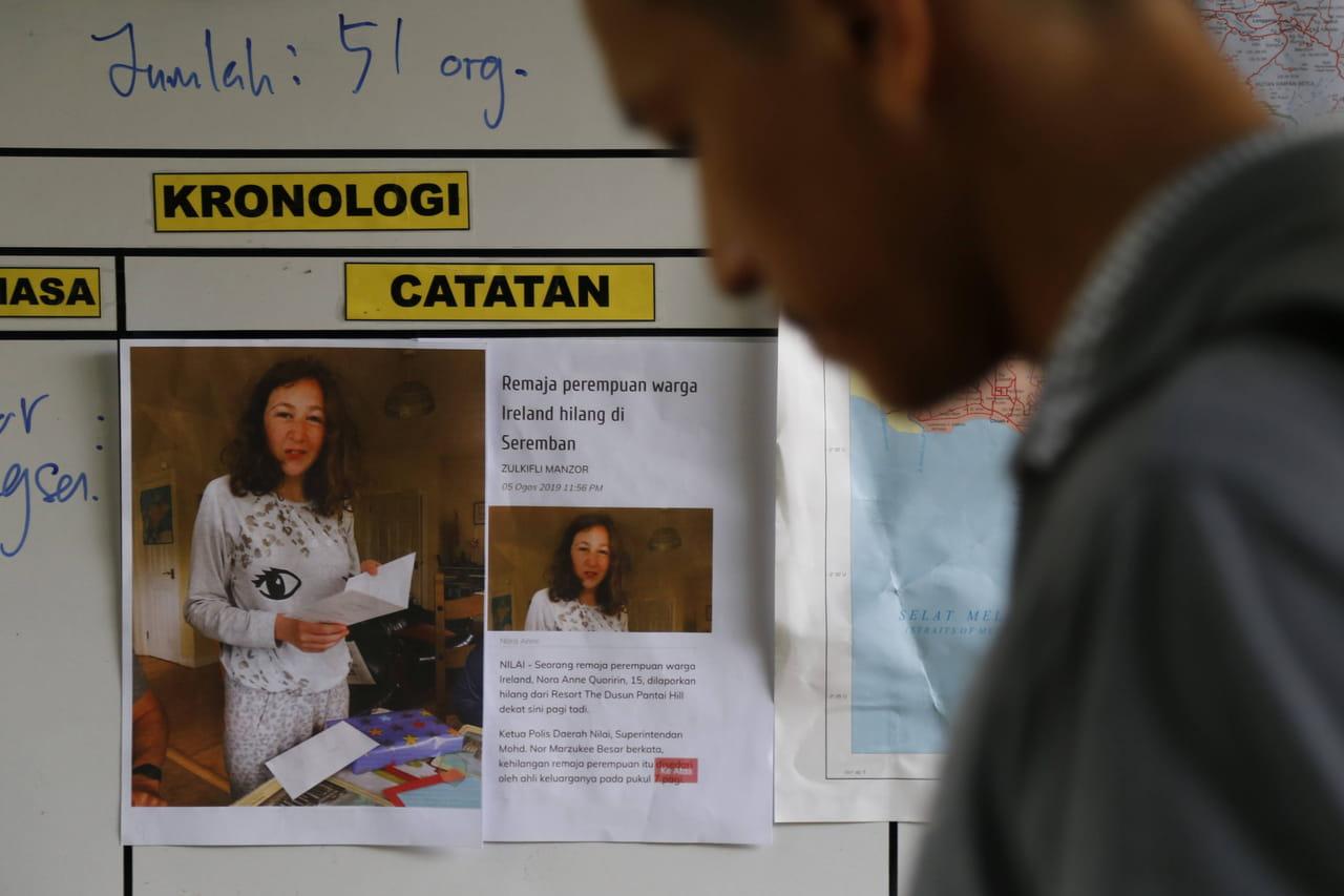 Disparition de Nora Quoirin: un corps retrouvé en Malaisie