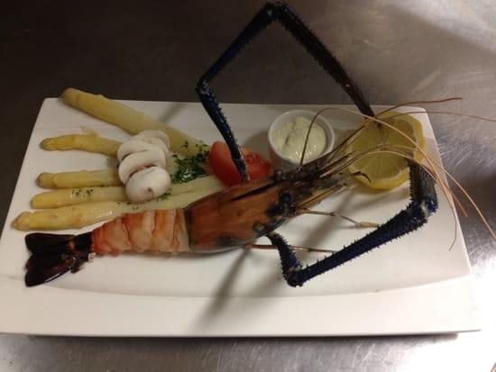 Bistrot Jul  - crevette bleue d'eau douce -   © jul