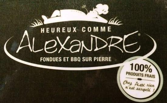 Heureux Comme Alexandre