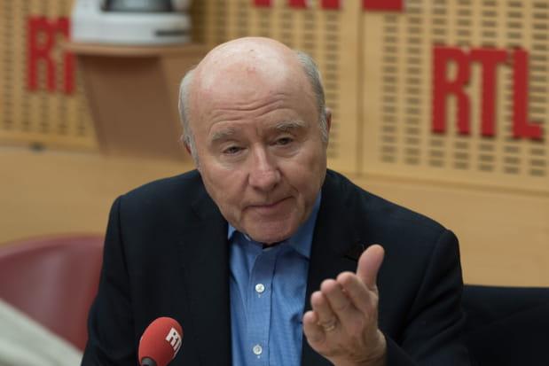 Le journaliste Olivier Mazerolle
