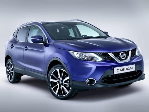 Nouveau Nissan Qashqai: la référence des crossovers se perfectionne