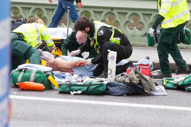 Attaque terroriste à Londres