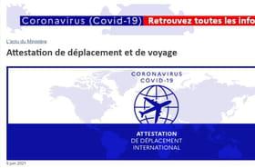 Attestation de voyage: Quels sont les motifs impérieux pour prendre l'avion cet été? Liens pour les télécharger