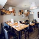 Restaurant : Le bistrot de Bacchus  - La salle du restaurant -   © G.Canal