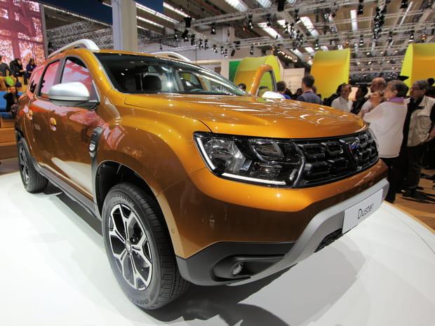Le nouveau Dacia Duster en images et sous toutes les coutures