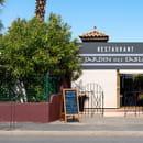 Restaurant : Le Jardin des Sablons  - Entrée du Restaurant le Jardin des Sablons -   © Les Sablons
