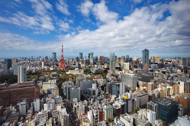Tokyo, au Japon