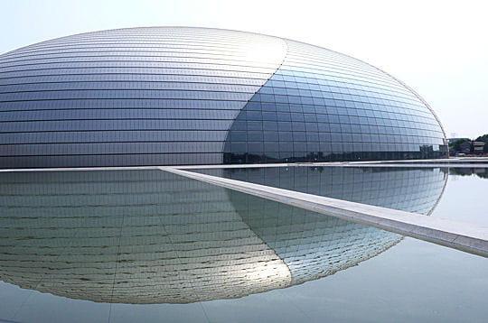 Le nouvel Opéra de Pékin ouvre ses portes!