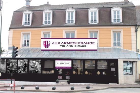 Restaurant : Aux Armes de France