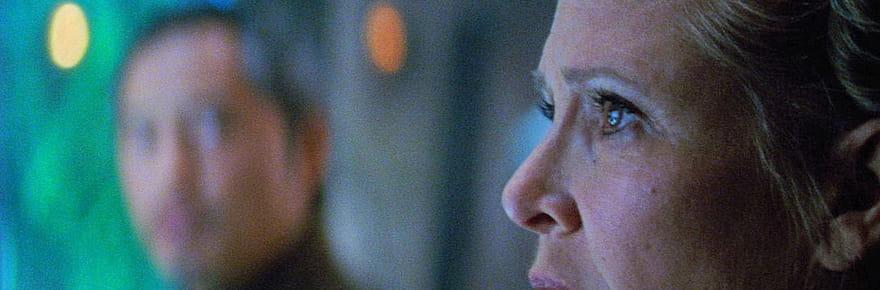 Carrie Fisher ne sera pas numérisée dans Star Wars 9