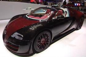 Bugatti Chiron : objectif 450 km/h !