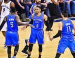 Basket-ball - Oklahoma City Thunder / Phoenix Suns