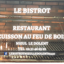 Restaurant : Le Bistrot  - le bistrot restaurant cuisson au feu de bois -   © le bistrot
