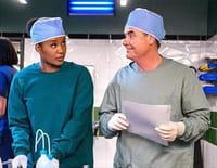 Dr Harrow : Un pied dans la tombe