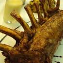 Le Bokal  - carré de veau le lait, creme d'ail, écrasée de pomme de terre -