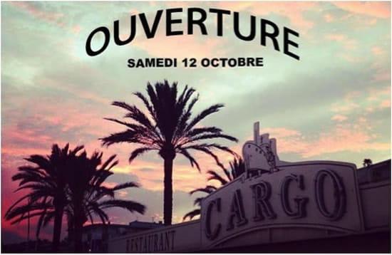 Cargo  - OUVERTURE -