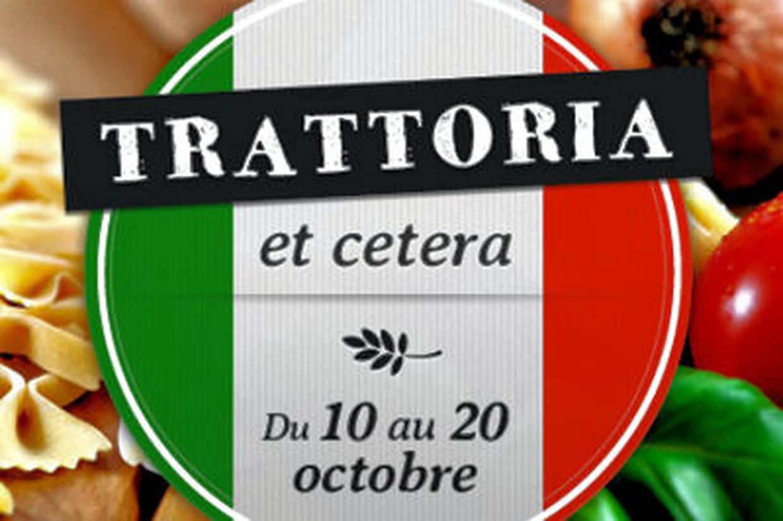 Op ration trattoria et cetera les meilleurs restos italiens moiti prix for Les meilleurs cuisinistes italiens