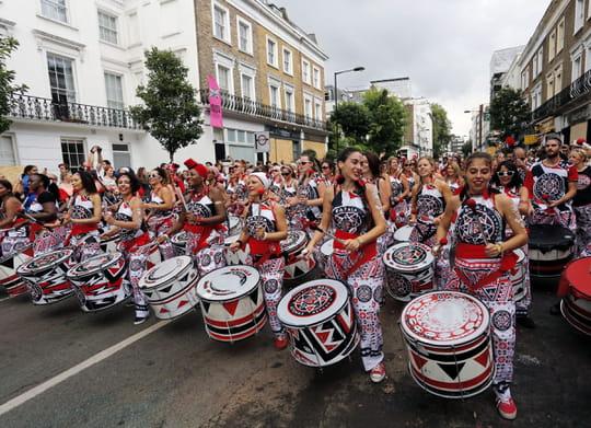 Carnaval de Notting Hill: dates 2020, programme, les infos de ce festival de rue à Londres