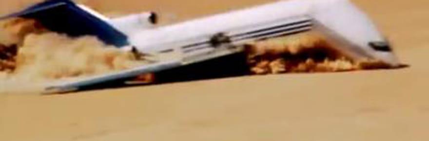 Crash aérien: un Boeing utilisé pour un test grandeur nature