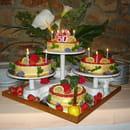 Le Médaillon  - Gâteau d'anniversaire -   © Rochuon Michel