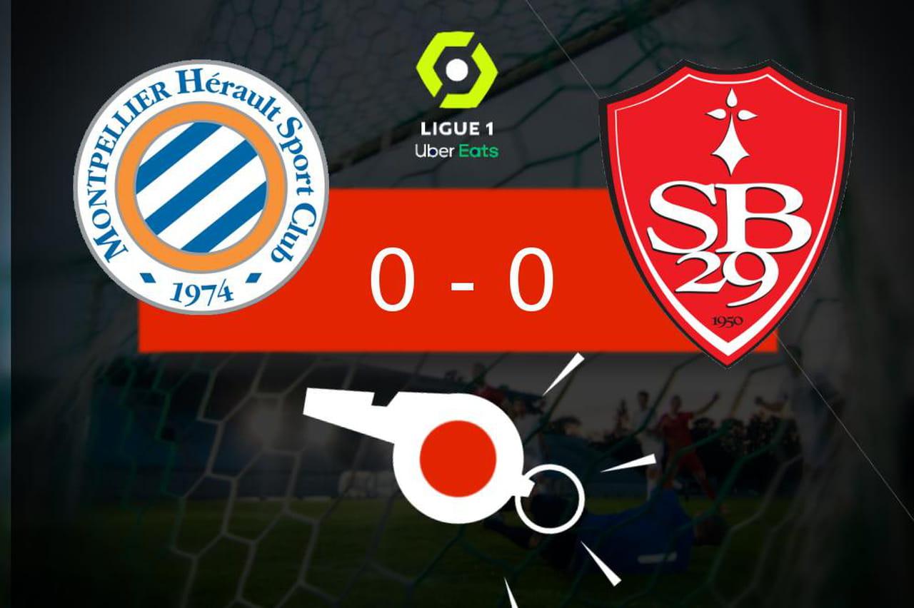 Montpellier - Brest: les deux équipes dos à dos, ce quil faut retenir