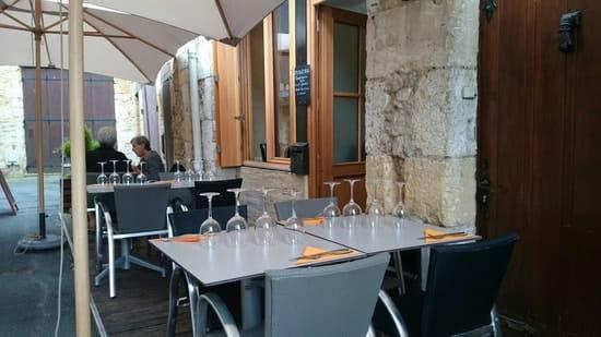 Restaurant : Le Vin'Quatre  - Terrasse  -