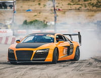 Top Cars : Audi R8 Drifter