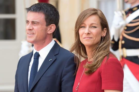 Anne Gravoin : les drôles de fréquentations de la femme de Manuel Valls