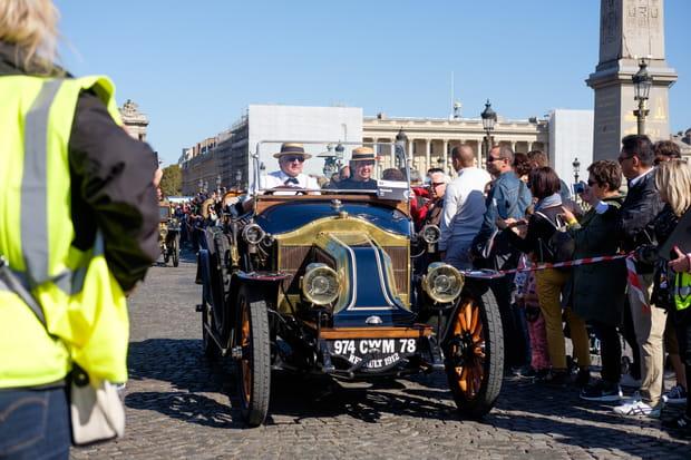 Une Renault de 1912
