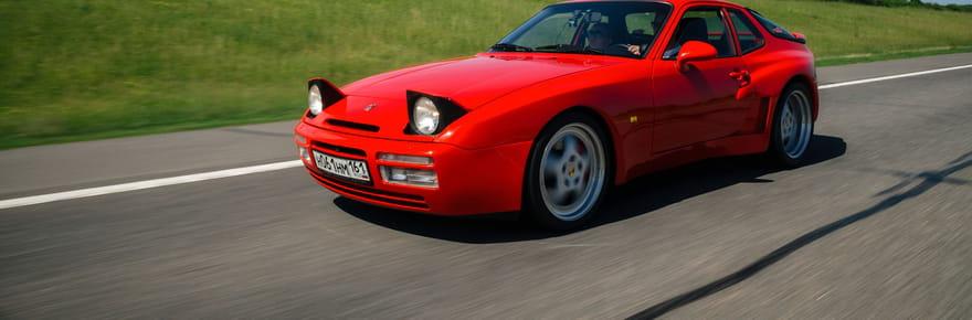 Excès de vitesse: à 75ans, elle se fait flasher en Porsche 944!