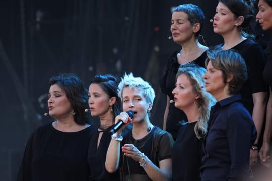 Rock en Seine: les photos du concert de The Cure, Jeanne Added, etc.