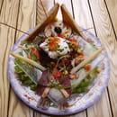 Restaurant l'Hibiscus  - Salade périgourdine -   © chef