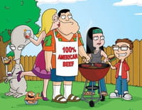 American Dad ! : Régime paternel
