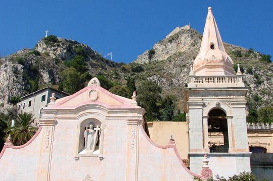 Taormine, la médiévale touristique