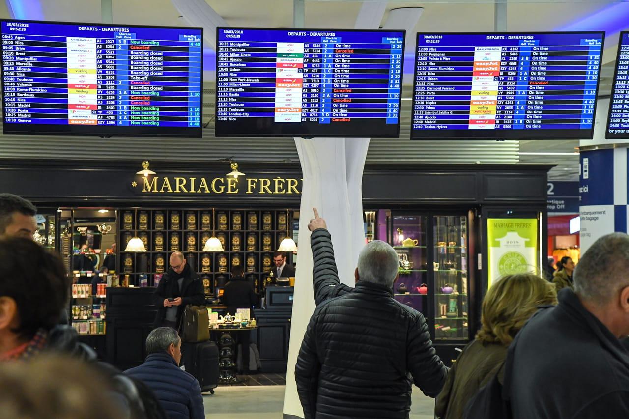 Air France: 11syndicats appellent à la grève, les perturbations attendues le 5décembre